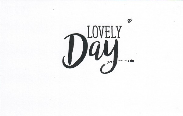 Cityproducts YOU&ME-Lovely Day