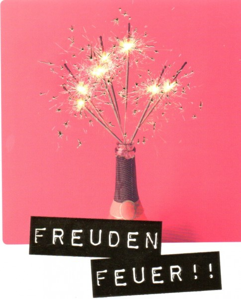 City Products-happymemories Freudenfeuer