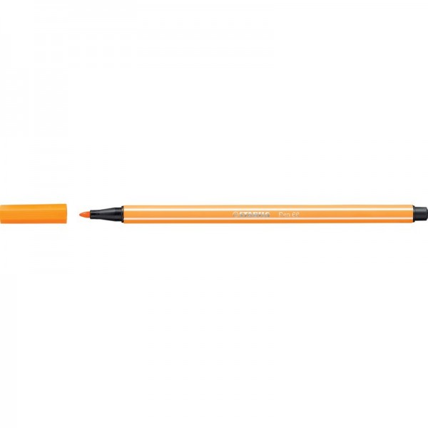 Faserschreiber Pen orange
